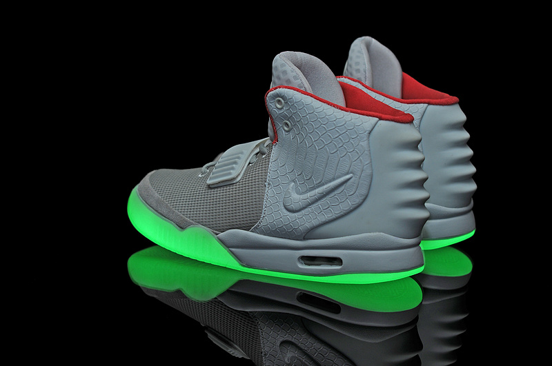 6a90a427ddc Nike Air Yeezy 2 NRG Wolf Grey Pure Platinum  Air Yeezy 2 NRG  -  168.00    Online Store for Adidas® Yeezy 350 Sply V2