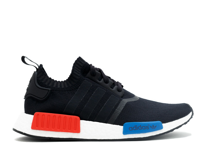 Adidas NMD Runner PK Black White Red Blue