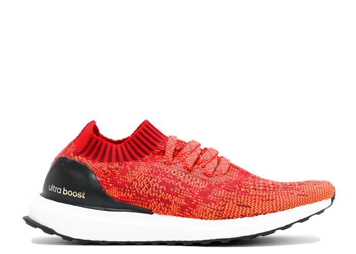 Adidas Ultra Boost Uncaged Scarlet Solar Red Black (Women)