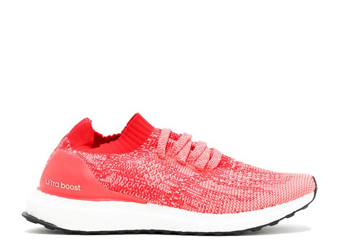 100% authentic 6d35f 09b95 Adidas Ultra Boost Uncaged W Ray Red   Shock Red   Ray Pink (Women)