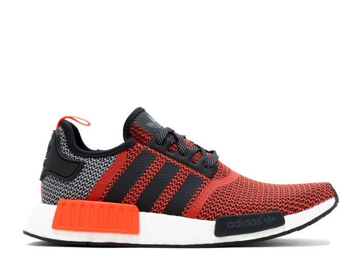 Adidas NMD R1 Red Black